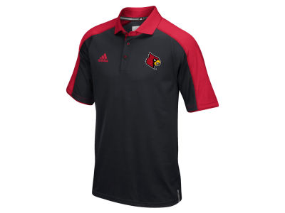Louisville Cardinals adidas NCAA Men's Sideline Polo Shirt