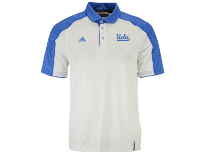 UCLA Bruins adidas NCAA Men's Sideline Polo Shirt