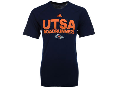 University of Texas San Antonio Roadrunners adidas NCAA Men's Sideline Hustle T-Shirt