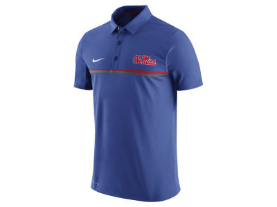 Ole Miss Rebels Nike NCAA Men's Elite Coaches Polo Shirt
