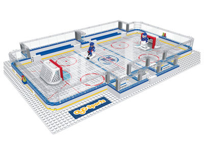 New York Rangers OYO Full Rink Set