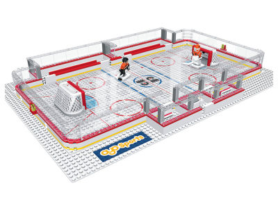Philadelphia Flyers OYO OYO Full Rink Set