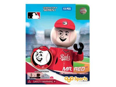 Cincinnati Reds MLB 2 for $20 OYO Figure