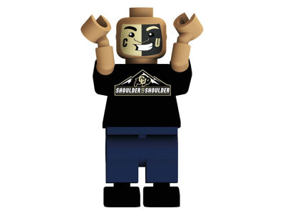 Colorado Buffaloes OYO Figure