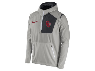 Oklahoma Sooners Nike NCAA Men's Speed Fly Rush Pullover Hoodie Jacket