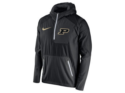 Purdue Boilermakers Nike NCAA Men's Speed Fly Rush Pullover Hoodie Jacket