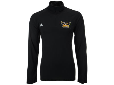 Kennesaw State Owls adidas NCAA Men's Primary Screen Ultimate Quarter Zip Pullover