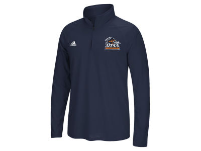 University of Texas San Antonio Roadrunners adidas NCAA Men's Primary Screen Ultimate Quarter Zip Pullover