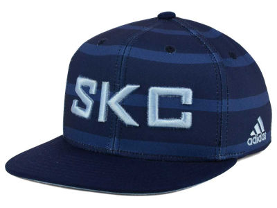 Sporting Kansas City adidas MLS Jersey Snapback Cap
