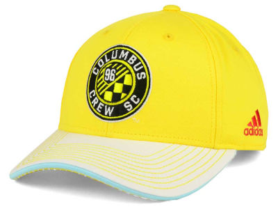 Columbus Crew SC adidas MLS Jersey Adjustable Cap