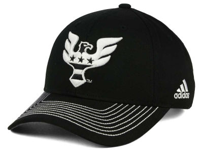 DC United adidas MLS Jersey Adjustable Cap