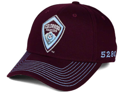 Colorado Rapids adidas MLS Jersey Adjustable Cap