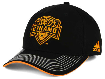 Houston Dynamo adidas MLS Jersey Adjustable Cap
