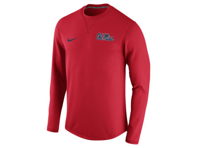 Ole Miss Rebels Nike NCAA Men's Modern Crew Sweatshirt
