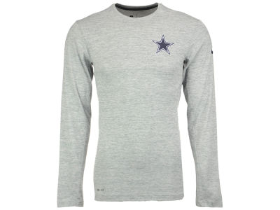 Dallas Cowboys Nike NFL Mens Dri-Fit Touch Long Sleeve T-Shirt