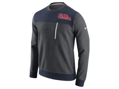 Ole Miss Rebels Nike NCAA Men's AV15 Fleece Crew Sweatshirt