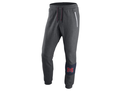 Ole Miss Rebels Nike NCAA Men's AV15 Fleece Pants
