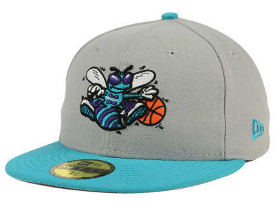 Charlotte Hornets New Era NBA HWC 2 Tone Basic 59FIFTY Cap