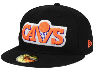 Cleveland Cavaliers New Era NBA HWC 2 Tone Basic 59FIFTY Cap