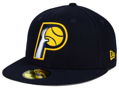 Indiana Pacers New Era NBA HWC 2 Tone Basic 59FIFTY Cap