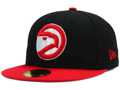 Atlanta Hawks New Era NBA HWC 2 Tone Basic 59FIFTY Cap