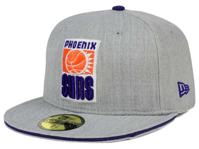 Phoenix Suns New Era HWC Heather Slice 59FIFTY Cap