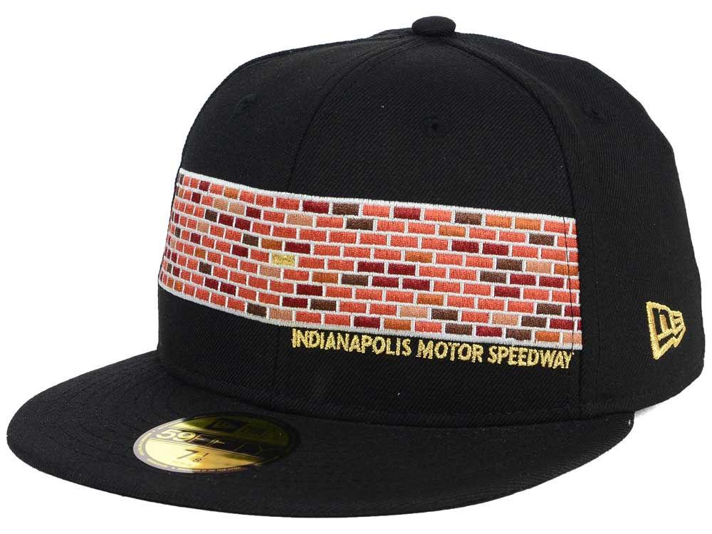 c364f665abd Indianapolis Motor Speedway New Era Yard of Bricks 59FIFTY Cap ...