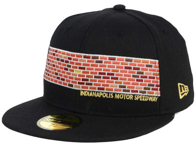 Indianapolis Motor Speedway New Era Yard of Bricks 59FIFTY Cap