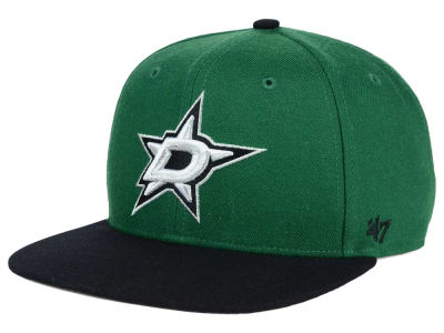 Dallas Stars '47 NHL Sure Shot 2 Tone Snapback Cap