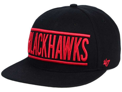 Chicago Blackhawks '47 NHL On Track Snapback Cap