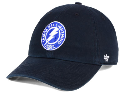 Tampa Bay Lightning '47 NHL '47 CLEAN UP Cap