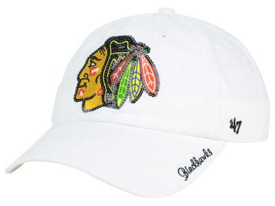 Chicago Blackhawks '47 NHL '47 Women's Sparkle Cap