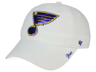 St. Louis Blues '47 NHL '47 Women's Sparkle Cap