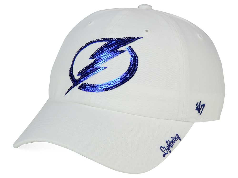 Tampa Bay Lightning  47 NHL  47 Women s Sparkle Cap  a0c3f30aa8
