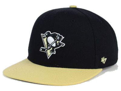 Pittsburgh Penguins '47 NHL Youth '47 Lil Shot Snapback Cap