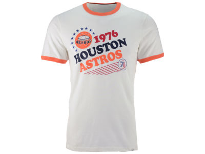 Houston Astros '47 MLB Men's Archive Ringer Bicentennial T-Shirt