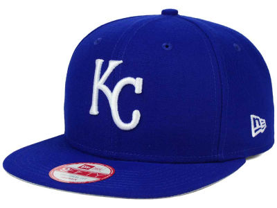 Kansas City Royals New Era MLB Hometown Class 9FIFTY Snapback Cap