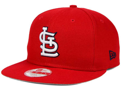 St. Louis Cardinals New Era MLB Hometown Class 9FIFTY Snapback Cap