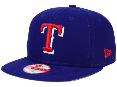 Texas Rangers New Era MLB Hometown Class 9FIFTY Snapback Cap