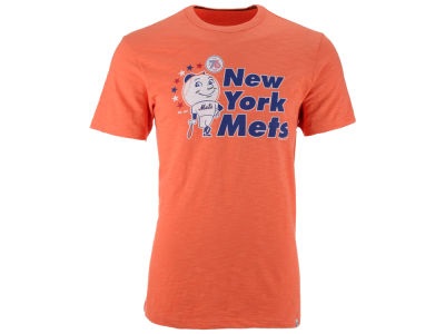 New York Mets '47 MLB Men's Crosstown Scrum Bic T-Shirt