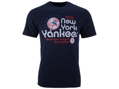 New York Yankees '47 MLB Men's Crosstown Scrum Bic T-Shirt