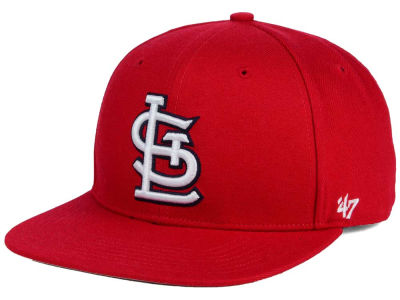 St. Louis Cardinals '47 MLB Bicentennial Sure Shot '47 CAPTAIN Cap