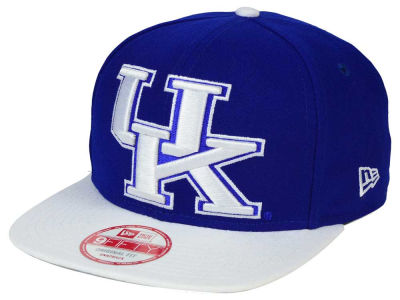Kentucky Wildcats New Era NCAA Logo Grand Redux 9FIFTY Snapback Cap