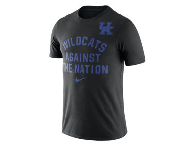 Kentucky Wildcats Nike NCAA Men's Cotton Rally T-Shirt