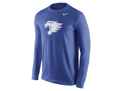 Kentucky Wildcats Nike NCAA Men's Cotton Logo Long Sleeve T-Shirt