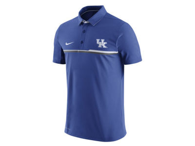 Kentucky Wildcats Nike NCAA Men's Elite Coaches Polo Shirt