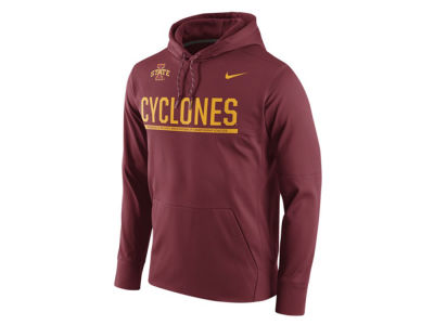 Iowa State Cyclones Nike NCAA Men's Circuit Hoodie