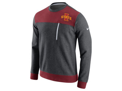 Iowa State Cyclones Nike NCAA Men's AV15 Fleece Crew Sweatshirt