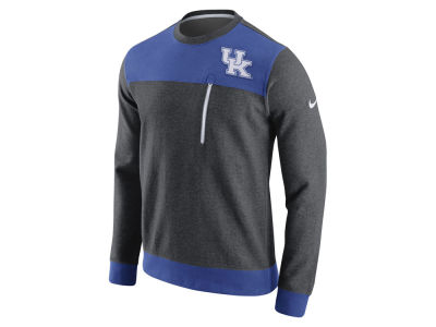 Kentucky Wildcats Nike NCAA Men's AV15 Fleece Crew Sweatshirt