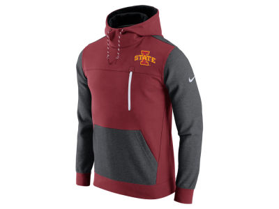 Iowa State Cyclones Nike NCAA Men's AV15 Fleece Pullover Hoodie